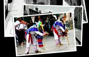 vecchietti che ballano