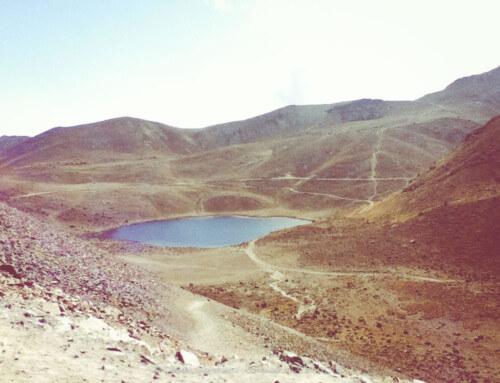 Toccando quasi il cielo – Vulcano Toluca Messico