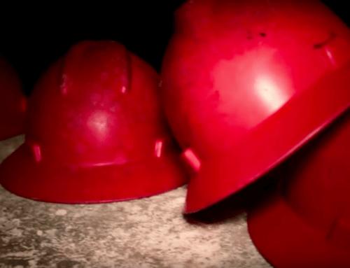 Nel Cuore della Terra, la vita di un minatore