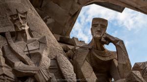 Statue della sagrada Familia