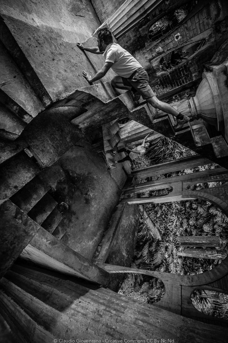 Le prospettive assurde de Las Pozas di Edward James in Messico Surrealismo architettonico