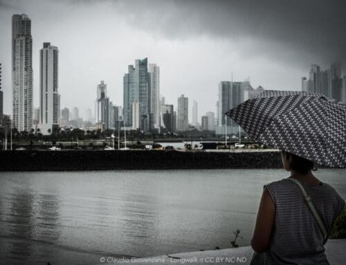 Triste Panama, la bellezza della bruttissima pioggerella.