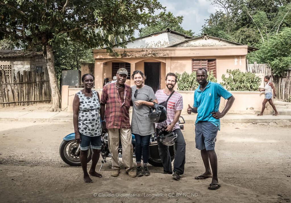 La famiglia che abbiamo conosciuto a Palenque