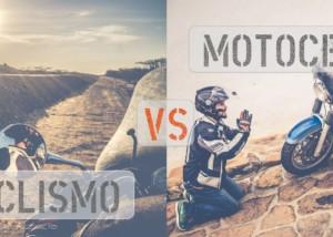 Motocentrismo vs Motociclismo