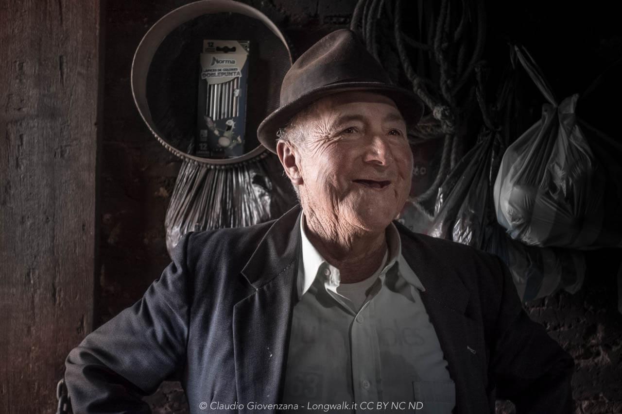 Un'altro bel sorriso Ecuatoriano