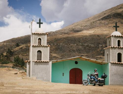 Cavalcando la Cordillera