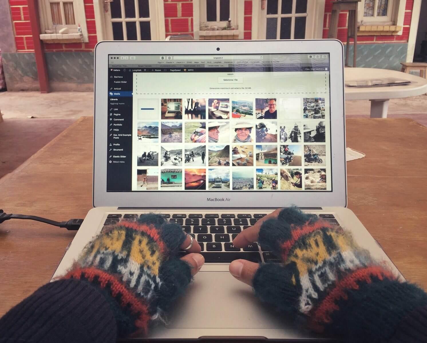 Cambiare via e diventare nomadi digitali