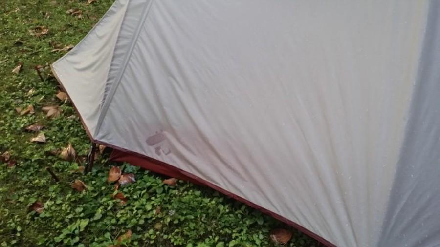 Viaggiare, tenda, accampamento
