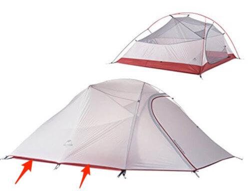 """La tenda """"Quasi"""" perfetta per un Viaggiatore"""
