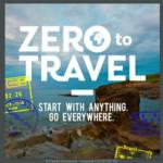 Podcast Zero to Travel